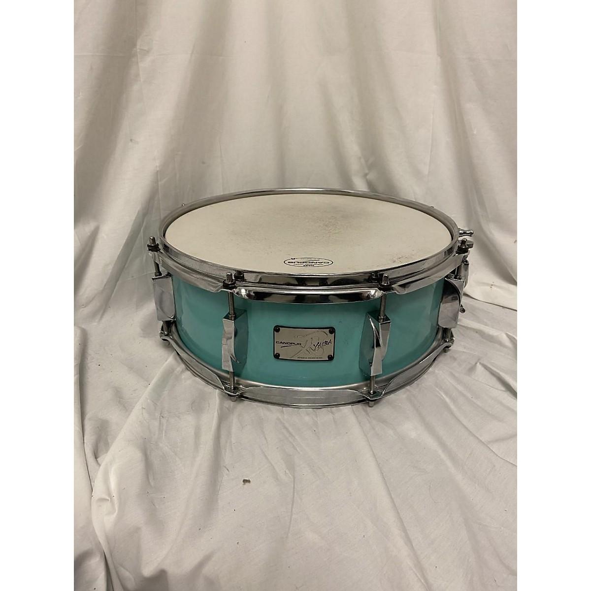 Canopus 5.5X14 Yaiba Birch Drum