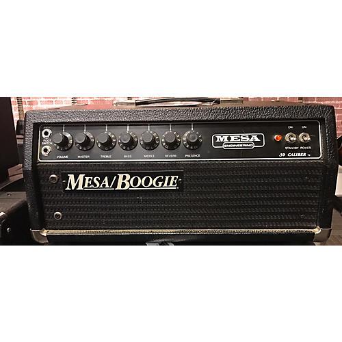 Mesa Boogie 50 CALIBER Guitar Stack