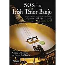 Waltons 50 Solos for Irish Tenor Banjo Waltons Irish Music Books Series Softcover