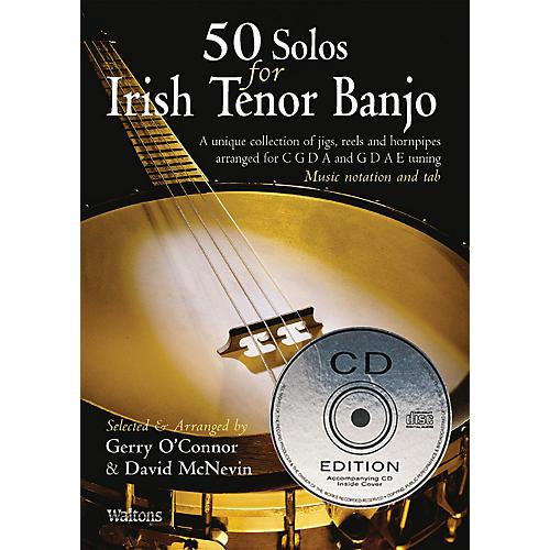 Waltons 50 Solos for Irish Tenor Banjo Waltons Irish Music Books Series