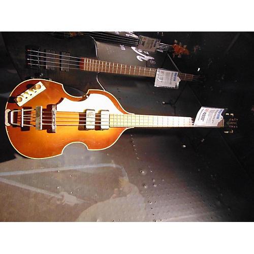 Hofner 500/1 Violin Left Handed Electric Bass Guitar