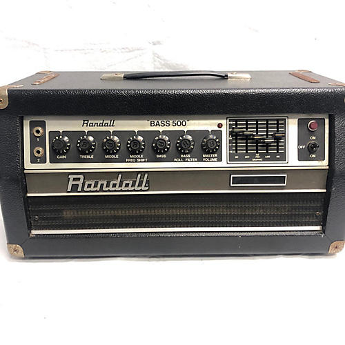 Randall 500 Bass Amp Head