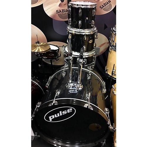 used pulse 500 drum kit guitar center. Black Bedroom Furniture Sets. Home Design Ideas