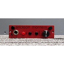 A Designs 500 RED MICROPHONE PREAMP Rack Equipment