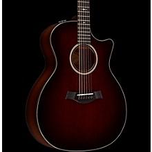 Taylor 500 Series 524ce-SEB Grand Auditorium Acoustic-Electric Guitar