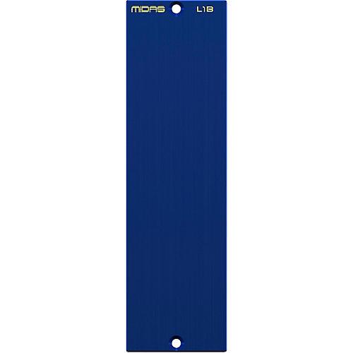 Midas 500 Series Modular Blank Plate