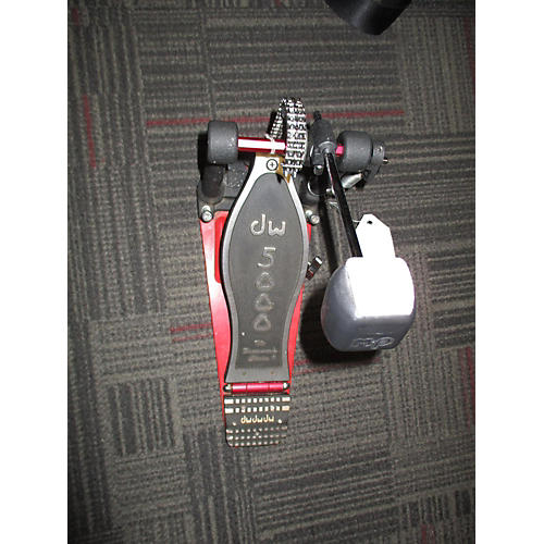 DW 5000AD3 Accelerator Chain-Drive Single Single Bass Drum Pedal