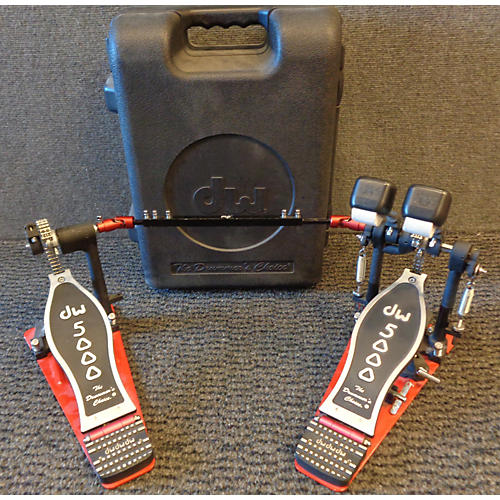 DW 5002AD3 Accelerator Double Double Bass Drum Pedal