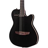 Godin Acs-Sa Slim Nylon String Cedar Top Acoustic-Electric Guitar Black Pearl