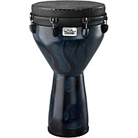 Remo Designer Series Key-Tuned Djembe Shaddow Flame