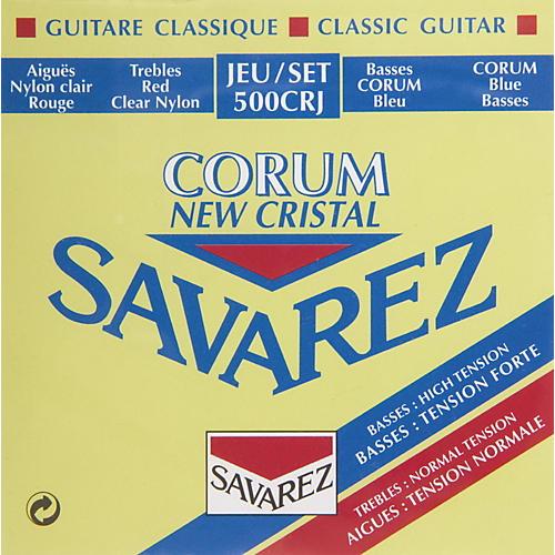 Savarez 500CRJ Corum Cristal Classic Guitar Strings