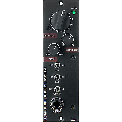 LaChapell Audio 500DT Dual Topology Preamp
