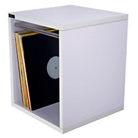 Sefour Vinyl Record Carry Box White