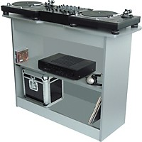 Sefour Xs100 Dj Stand Silver