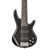 Ibanez Gio Gsr206 6-String Bass Guitar Black