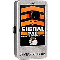 Electro-Harmonix Nano Signal Pad Attenuator  ...