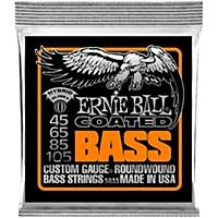 Ernie Ball 3833 Coated Bass Strings Hybrid Slinky