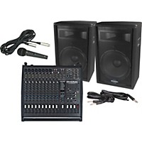 Phonic Powerpod 1860 Plus / S715 Pa Package