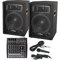 Phonic Powerpod 820 / S712 Pa Package