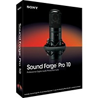Sony Sound Forge 10