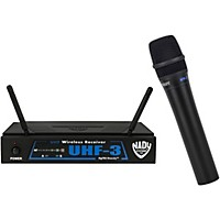 Nady Uhf-3 Handheld Wireless System Mu2/480.55