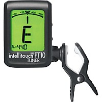 Intellitouch Pt10 Mini Clip-On Tuner