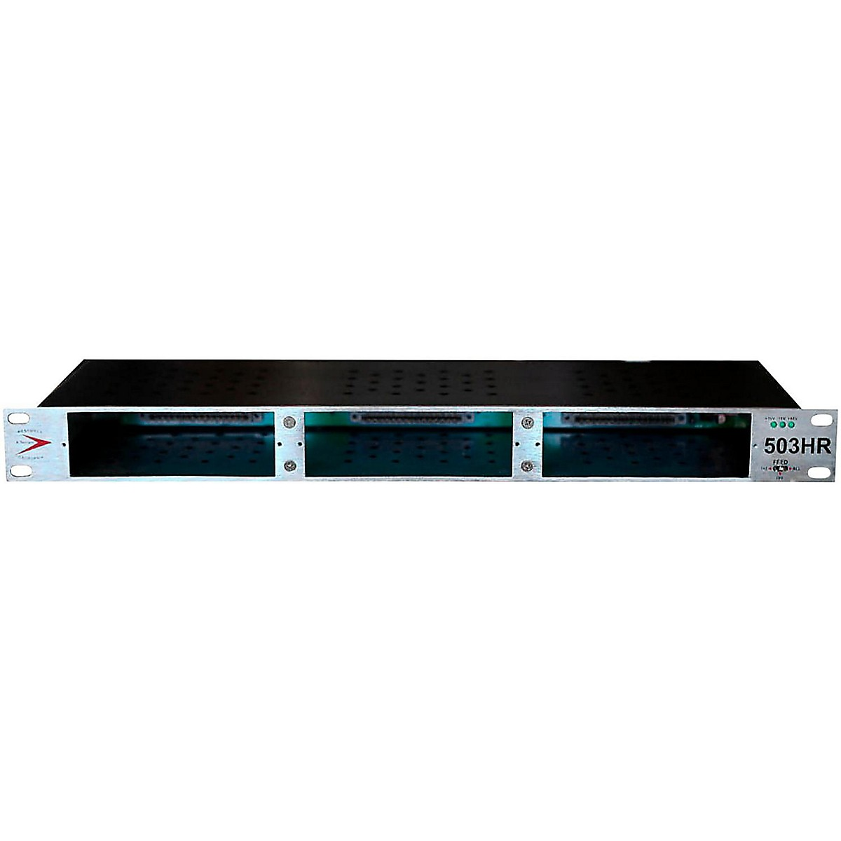 A Designs 503HR 500-Series 3-Slot Rack