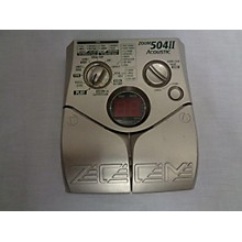 Zoom 504II ACOUSTIC Pedal