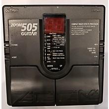 Zoom 505 Effect Processor