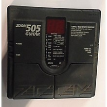 Zoom 505 Guitar Effect Processor