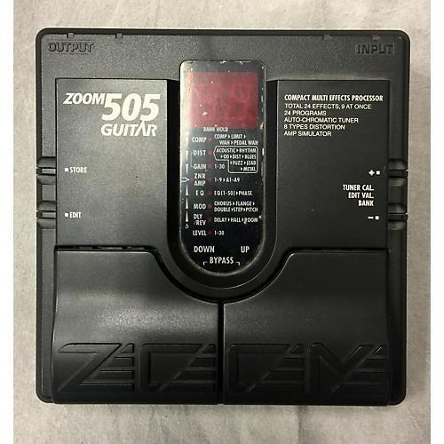 Zoom 505 Multi-Effects Effect Processor