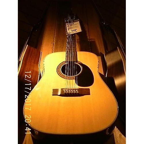 Alvarez 5054 12 String Acoustic Electric Guitar