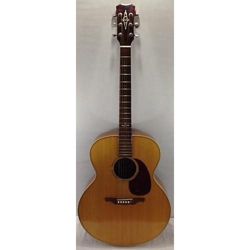 used alvarez 5072 jumbo acoustic electric guitar guitar center. Black Bedroom Furniture Sets. Home Design Ideas