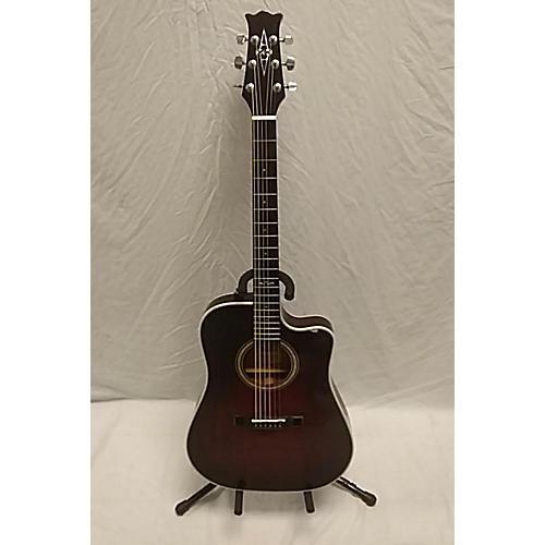 Alvarez 5083N Thinline Acoustic Electric Guitar