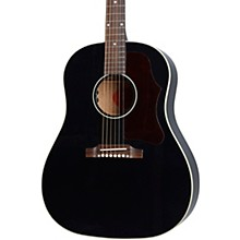 '50s J-45 Acoustic-Electric Guitar Ebony