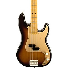 '50s Precision Bass 2-Color Sunburst Maple Fretboard