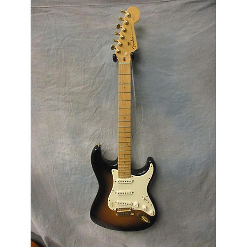 Fender 50th Anniversary Strat Solid Body Electric Guitar