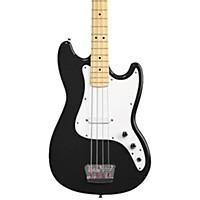 Squier Affinity Series Bronco Bass Guitar Black