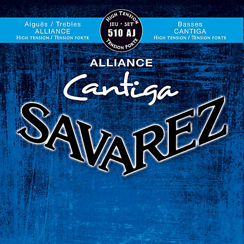 Savarez 510AJ Alliance Cantiga High Tension Guitar Strings