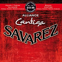 Savarez 510AR Alliance Cantiga Normal Tension Guitar Strings