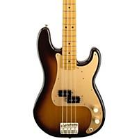 Fender '50S Precision Bass 2-Color Sunburst Maple Fretboard