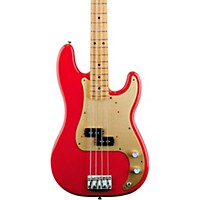 Fender '50S Precision Bass Fiesta Red Maple  ...