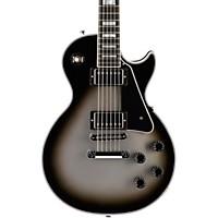 Gibson Custom 2015 Limited-Edition Les Paul Custom Electric Guitar Silver Burst