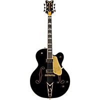 Gretsch Guitars Professional Collection Falcon G6136ds Electric Guitar Black