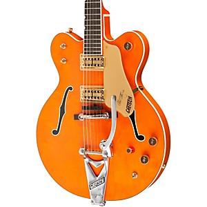 Gretsch Guitars G6120dc Chet Atkins Nashville Electric Guitar Western Maple Stain