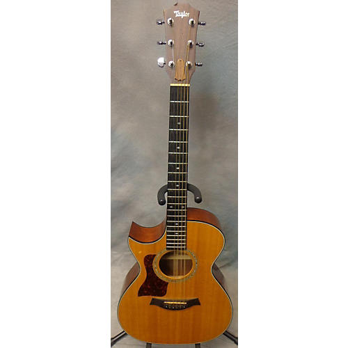 Taylor 512CE Left Handed Acoustic Electric Guitar
