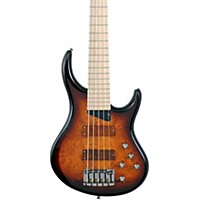 Mtd Kingston Kz 5-String Bass Tobacco Sunburst Maple