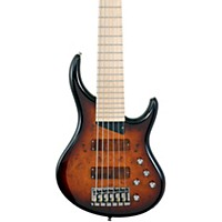 Mtd Kingston Kz 6-String Bass Tobacco Sunburst Maple