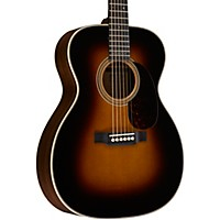 Martin 000-28 Eric Clapton Signature Auditorium Acoustic Guitar Sunburst