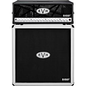 evh 5150 iii 100w guitar tube head black with 5150 iii 412 guitar cab ivory guitar center. Black Bedroom Furniture Sets. Home Design Ideas